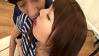 two studs tear up And Creampie Suzu Minamoto - More at javhd.net