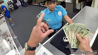 Fucking Ms Police Officer