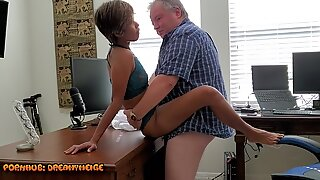 Office Sex Quickie