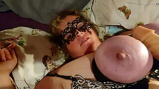 Curvy Charlotte, British BBW Wife With A Monster Cock Dildo