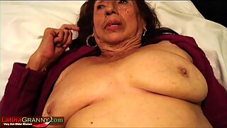 LatinaGrannY Amateur Grandma Pictures Collection