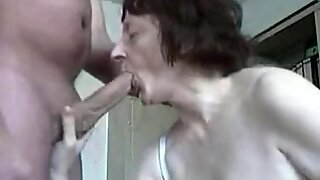 Old Grandma'_s Who Can'_t Pay Rent So They Pay In Blowjobs - www.ALLTHECAMSLUTS.com