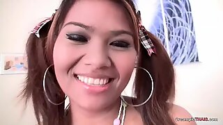Plump Thai broad wants to fuck